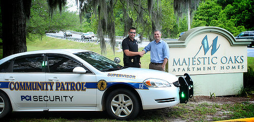 PCI Security Partners with Majestic Oaks